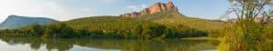Marakele - Camp - Tlopi Tented Camp - View, bushveld game walk