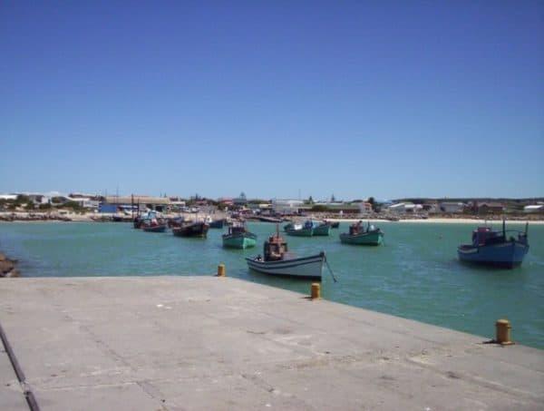 Struisbaai-harbour
